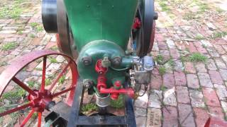 Horwood Bagshaw OFG 6HP stationary engine