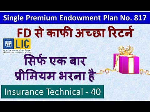 LIC Single Premium