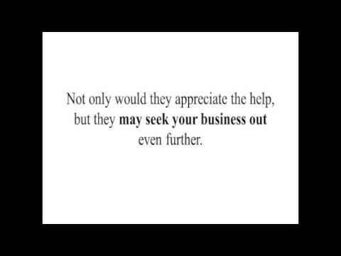 Business Ideas from Fred Gillen - Online Marketing Consultant Melbourne