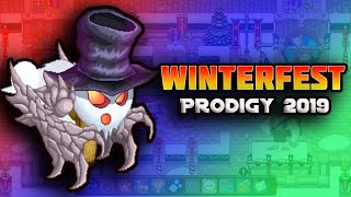 The WINTERFEST is BACK in Prodigy Math Game 2019
