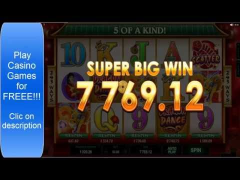 Dragon Dance Best Casino Games To Play   IGT CASINO GAMES FREE ONLINE   BIG PAY JACKPOT HANDPAY