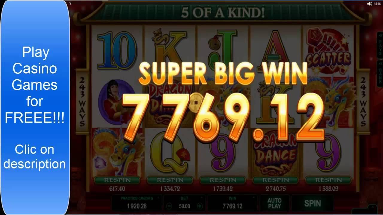 Best Casino Games Online Free