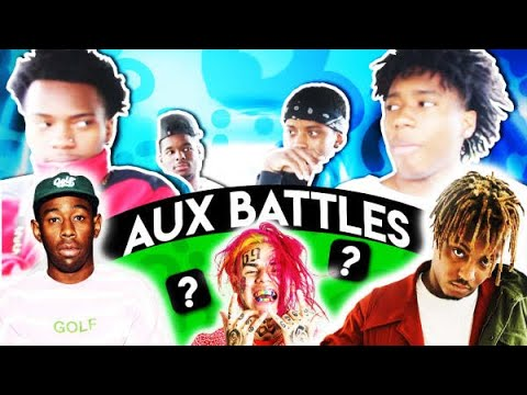 AUX BATTLES: NEW SONGS FT 6ix9ine Juice WRLD & Tyler the Creator AND MORE