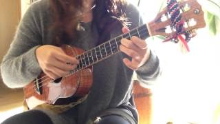 All I want for Christmas is you (ukulele)