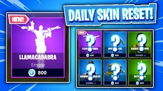 THIS NEW EMOTE IS CRAZY! Fortnite Item Shop! Daily & Featured Items! (Skin Reset #281)