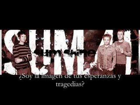 Look At Me - Sum 41 - Traducida