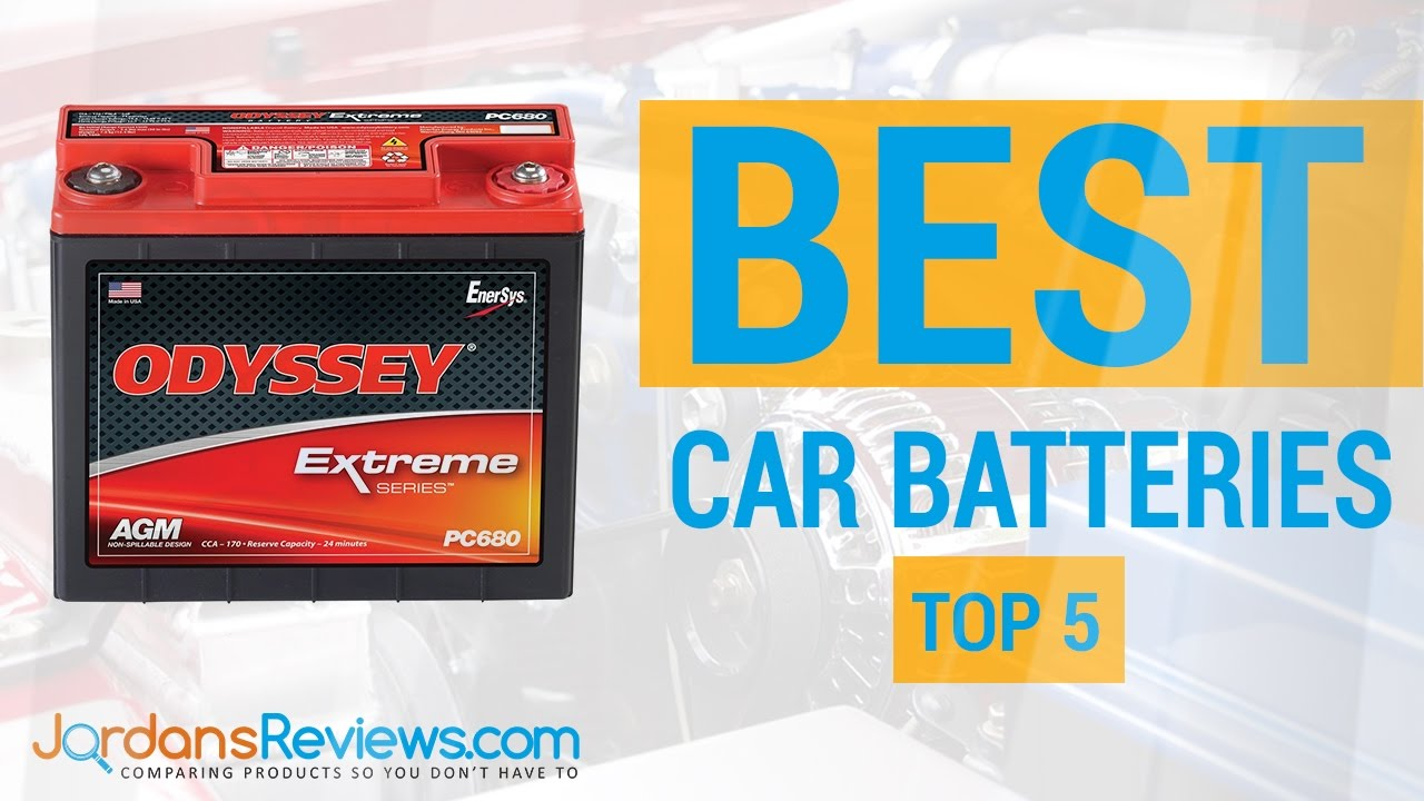 Find The Best Car Batteries Top Battery Reviews 2016