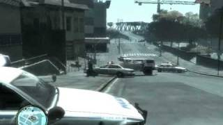 GTA IV Gameplay on low end computer