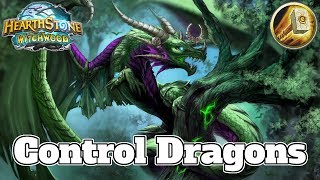 Control Dragon Paladin Witchwood | Hearthstone Guide How To Play