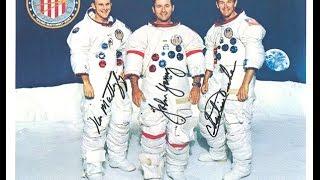 Homemade Documentaries: Apollo 16 part 1