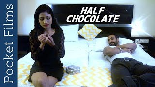 Half Chocolate -  A Hindi Short Film about a young girl and short tempered cop