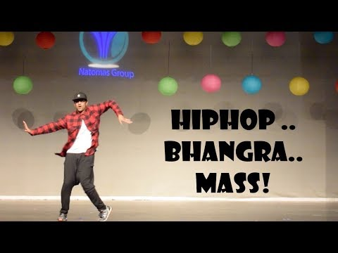 Hiphop to Bhangra to Mass!  | The Humma Song | Punjabi MC | Ammudu