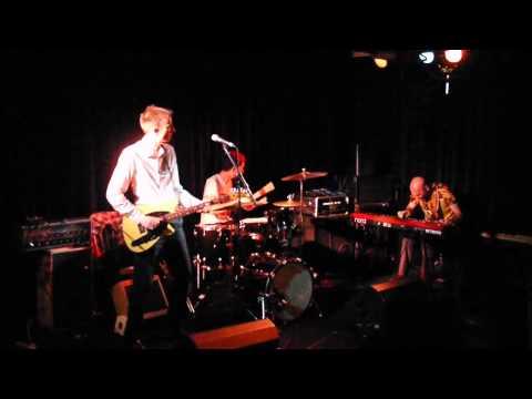 The Paul Garner Band: Louisiana Blues (Voodoo Rooms, Edinburgh)