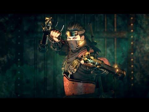 NIOH Defiant Honor DLC 2 Official Trailer PS4 2017