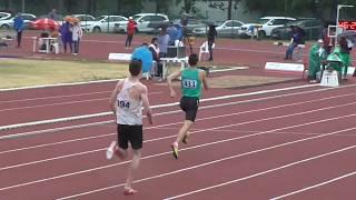 Чемпионат Санкт-Петербурга 2018 400 м. 7 забег