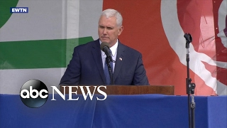 VP Mike Pence Speech at March for Life | ABC News