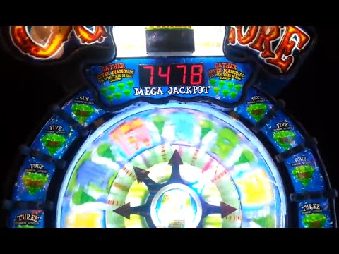 ARCADE GAMES - Spinning Wheels and Claw Machine Wins at Dave and Buster's Arcade!