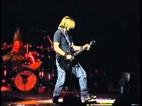 """Corrosion Of Conformity 4/1/97 """"Clean My Wounds"""" Meadowlands Arena, East Rutherford, NJ"""