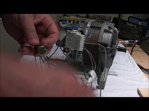 Repeat Ρύθμιση στροφών μοτέρ πλυντηρίου με PWM - universal motor