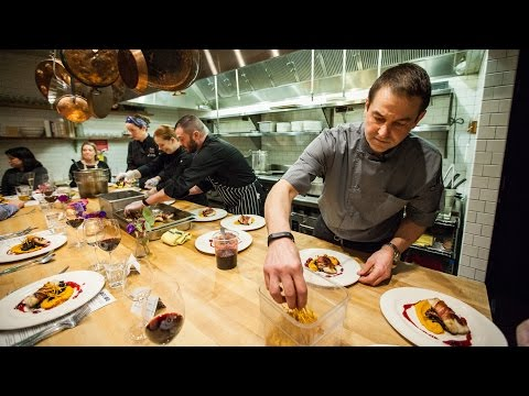 Anchorage chefs toss aside rivalries for South Restaurant's 'back room' series