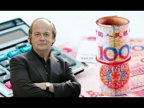 Jim Rickards  -- Why Wealth Management Products in China is potential risk update 2017