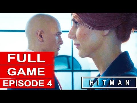 HITMAN Episode 4 Gameplay Walkthrough Part 1 FULL GAME [1080p HD 60FPS PC] - No Commentary (BANGKOK)