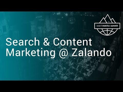 [DE] Searchmetrics Summit: Search & Content Marketing @ Zalando