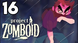 FOREST FEARS | Project Zomboid Gameplay / Let