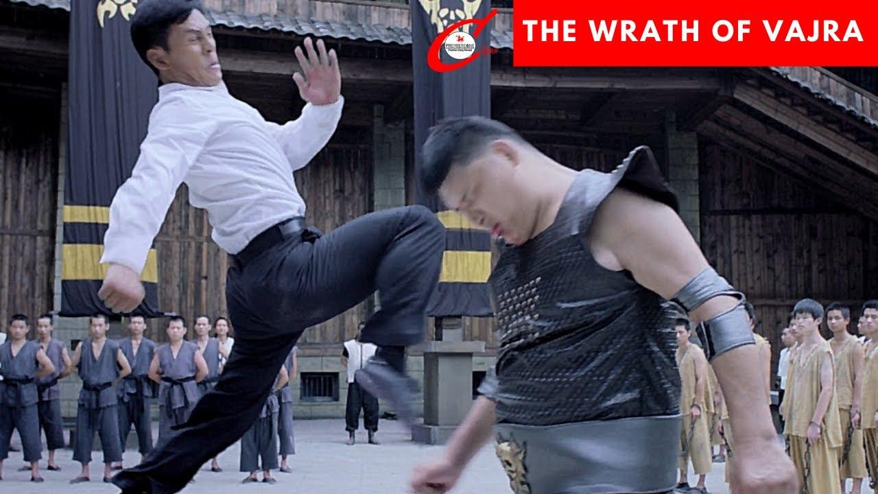 Download THE WRATH OF VAJRA (2013) - K29 Vs Tetsumaku Rai (3/5)