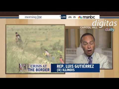Rep. Luis Gutiérrez brags amnesty could bring 4-5 million new Democrats