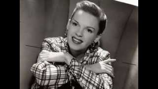 Judy Garland - Comes Once In A Lifetime