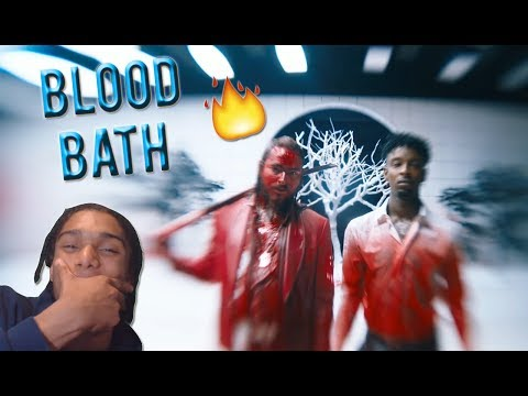 Download Youtube: Post Malone - rockstar ft. 21 Savage (Official Music Video) {REACTION}