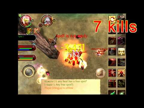 Order And Chaos Online - Levelz Vs Notorious - 22.12.2014