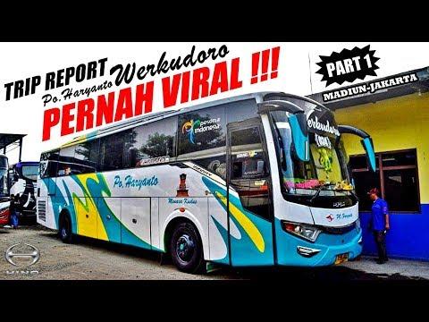 TRIP - BIS PERNAH VIRAL !!! PEMBALAP PONOROGO-CIPUTAT, HM 034