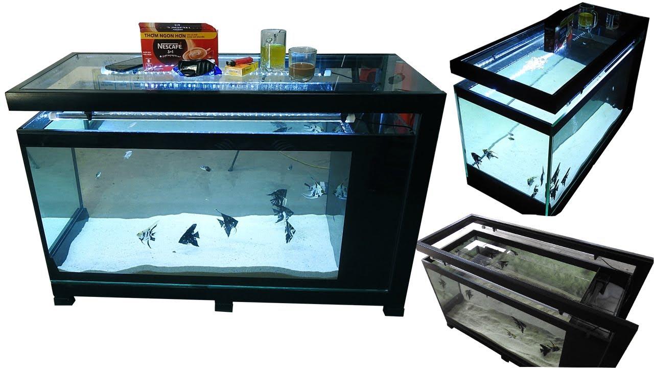 aquarium model 20 fish tank aquarium coffee table