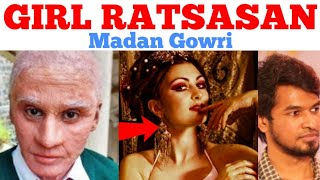 Girl Ratsasan | Tamil | Elizabeth Bathory | Madan Gowri | MG