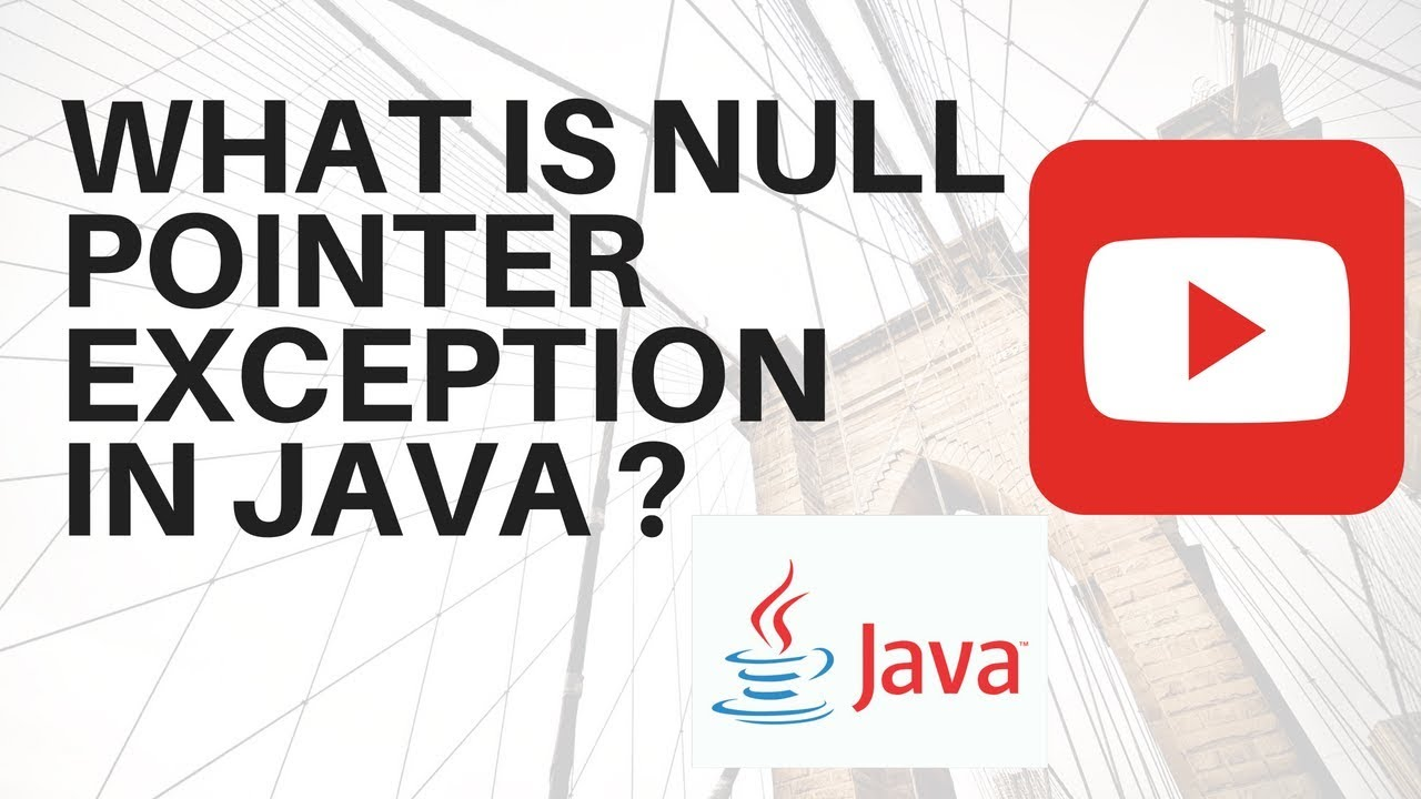 what is nullpointerexception in java core java interview question what is nullpointerexception in java core java interview question and answer