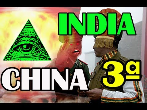 3ª China India:¡perturbadoras noticias! Nuestra Exclusiva Confirmada
