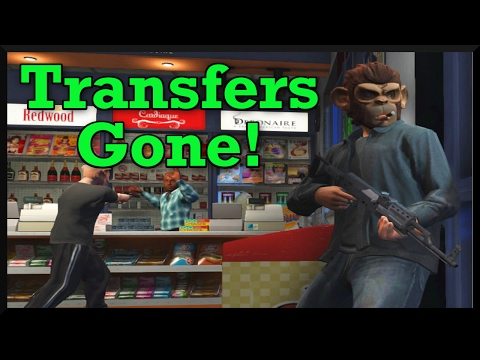 GTA 5: Character Transfers Going Away Soon & 3 Way To Make Double Money! Plus More Updates In 2017