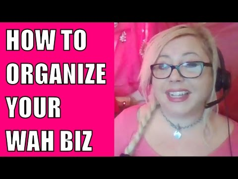 Work-at-Home Organization Tips for Work-Life Balance with Melina the DIY Pinterest Queen