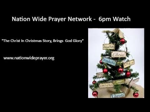 Nation Wide Prayer Network Live Stream