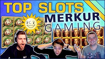 Top Merkur Gaming Slots