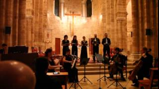Beirut Chamber Choir Buxtehude Among Other Compositions