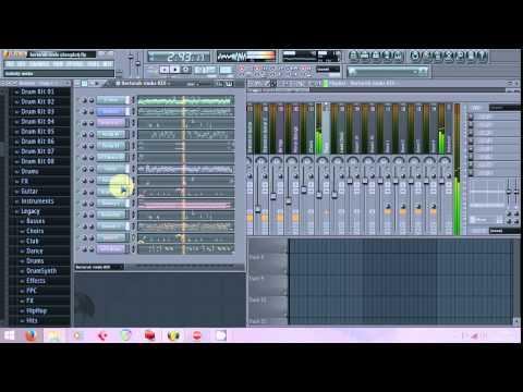Siti KDI - Bertaruh Rindu [Dangdut on FL Studio]