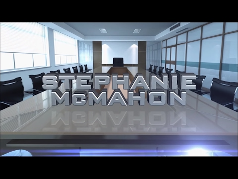 Stephanie McMahon Entrance Video