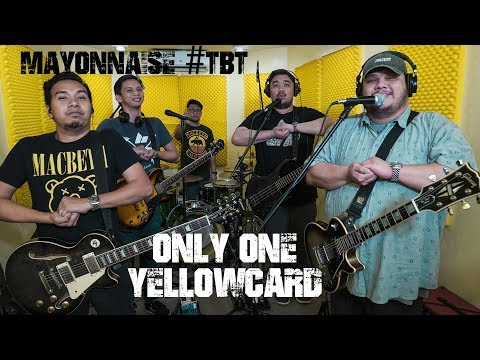 Only One - Yellowcard   Mayonnaise #TBT