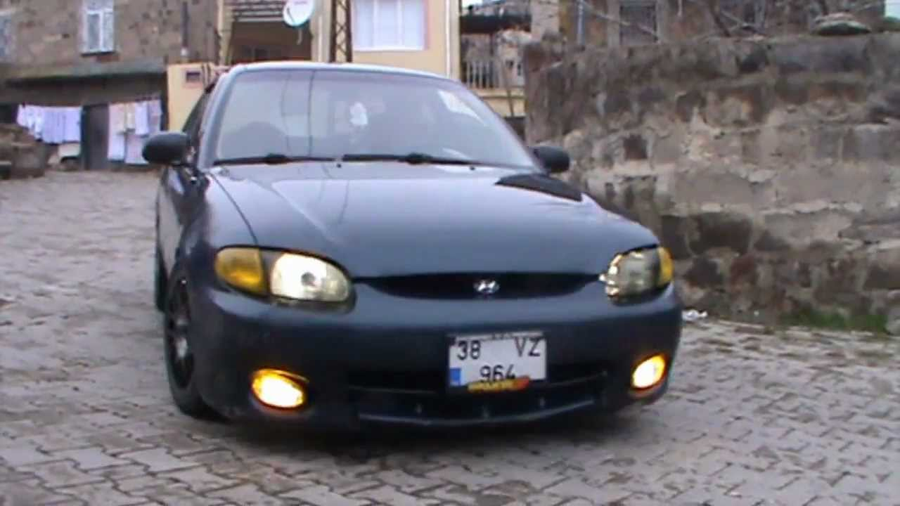 98 Quot Hyundai Accent Gls Youtube