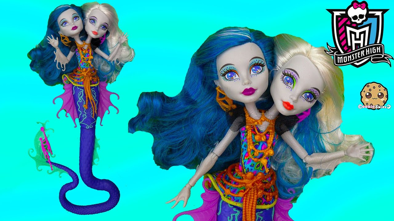 Amazon.com: Monster High Great Scarrier Reef Glowsome Ghoulfish ...   720x1280