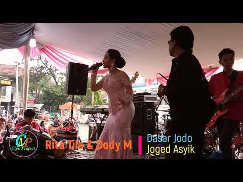 Joged Asyik Dody Mansyur DASAR JODO Feat Rita Tila  Heboh Pisan Oyaaaagggg Panggung Juga Mantap