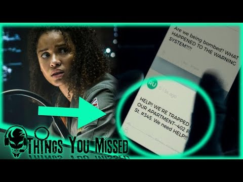 40 Things You Missed In The Cloverfield Paradox and Cloverfield ARG + Cloverfield Series Timeline